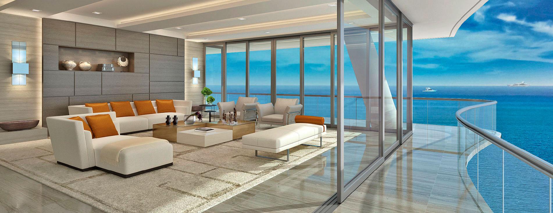 Official FENDI Château Residences Miami - Surfside-Bal Harbour